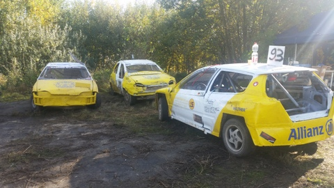 Stock Car Hartha 24.10. – 25.10.2015